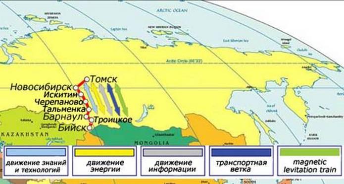 делает Новосибирск мировым
